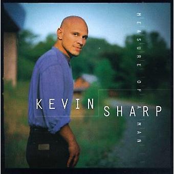 Kevin Sharp - foranstaltning om en mand [CD] USA importerer