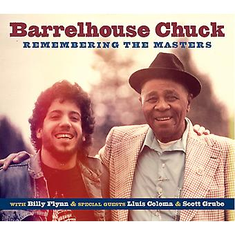 Barrelhouse Chuck - huske Masters [CD] USA importen