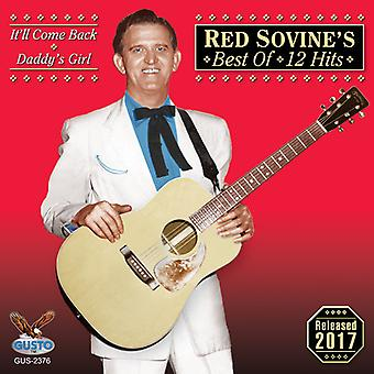 Sovine*Red - Best of - 12 Hits [CD] USA import