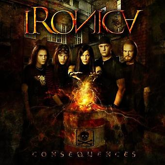 Ironica: Consequences (CD)