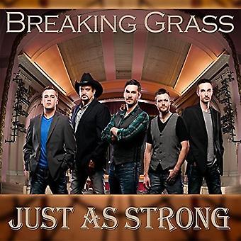 Grass - genauso stark [CD] USA Import zu brechen