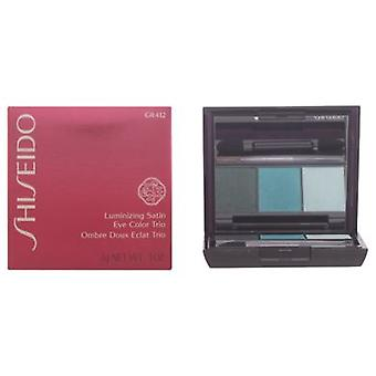 Shiseido Eye Color Satin Trio  (Maquillage , Yeux , Palettes , Ombres)