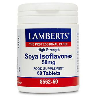 Lamberts Soya Isoflavones 60 Tablets 50 mg (Vitamins & supplements , Special supplements)