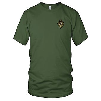 USMC 1st Recon - Hand Sewn Vietnam War Insignia Embroidered Patch - Ladies T Shirt