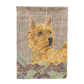 Carolines Treasures  SS4088-FLAG-PARENT Norwich Terrier Flag
