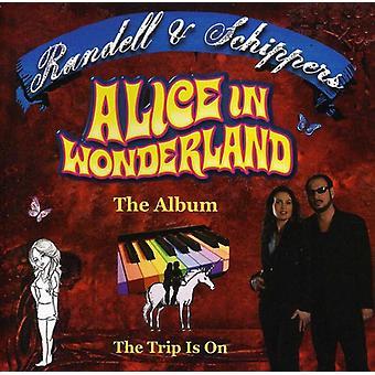 Randell & Schippers - Alice i Eventyrland & andre R & S skærer [CD] USA import