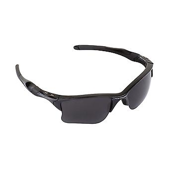 Best SEEK Replacement Lenses for Oakley Sunglasses HALF JACKET 2.0 Black Clear