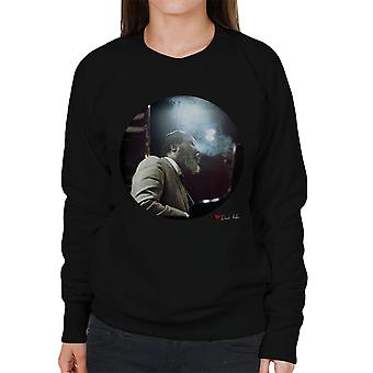 Thelonious Monk Performing At Ronnie Scotts London 1969 Women's Sweatshirt