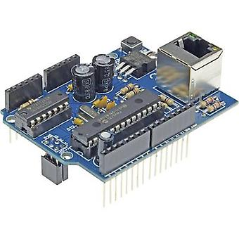 Velleman Shield VMA04 Ethernet Compatible with: Arduino UNO