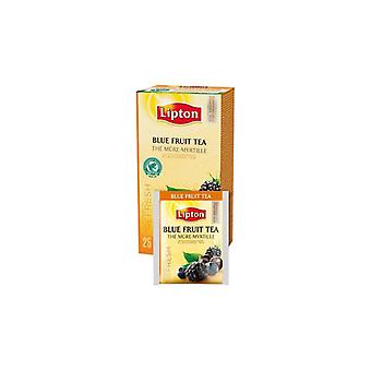 Tea LIPTON bag Blue fruit 25/fp