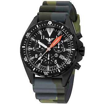 KHS MissionTimer 3 mens watch watches field chronograph KHS. MTAFC. DC3