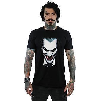 DC Comics Men's The Joker By Alex Ross T-Shirt