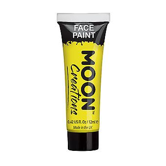 Face & Body Paint by Moon Creations - 12ml - Yellow