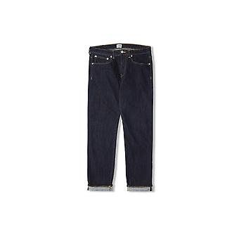 Edwin ED-80 Slim Tapered Red Listed Selvage Jeans (Rinsed)
