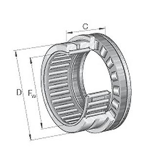 INA NKXR40-Z-XL Needle Roller / Axial Cylindrical Rollerl Bearing