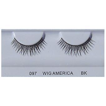 Wig America Premium False Eyelashes wig560, 5 Pairs