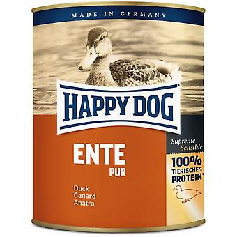 Happy Dog Ente Pur (Duck) (Dogs , Dog Food , Wet Food)