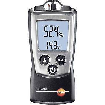 Testo 610 Compact Thermo-Hygrometer