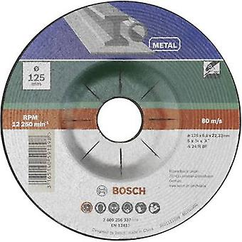 Grinding disc (off-set) 125 mm 22.23 mm Bosch Accessories A 24 P BF 2609256337 1 pc(s)