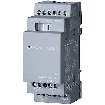 Siemens LOGO! DM8 230R 0BA2 SPS-Add-on-Modul 115 V AC, 115 Vdc, 230 V AC, 230 v DC
