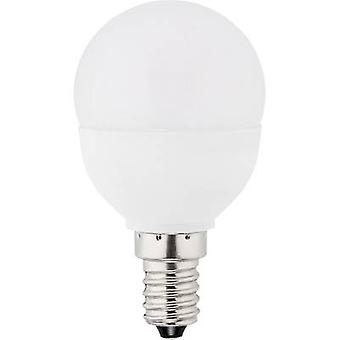 Müller Licht LED EEC A+ (A++ - E) E14 Droplet 5.5 W = 40 W Warm white (Ø x L) 45 mm x 80 mm dimmable 1 pc(s)