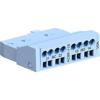 Auxiliary switch 2.5 A 1 maker, 1 breaker WEG