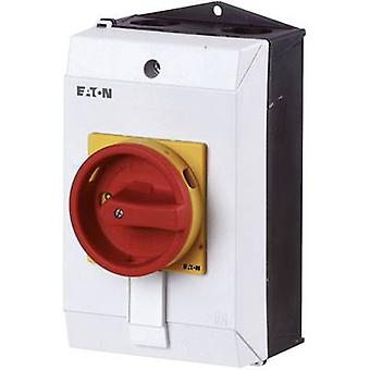 Limit switch 25 A 690 V 1 x 90 ° Yellow, Red