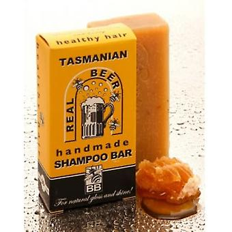 Tasmanian Real Beer Shampoo Bar 125g
