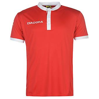 Diadora Mens Fresno T Shirt Short Sleeve Tee Sports Training Top