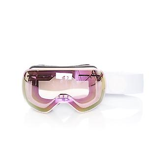 Dragon hvid ud Pink ioniseret 2017 X1S Snowboarding Goggles