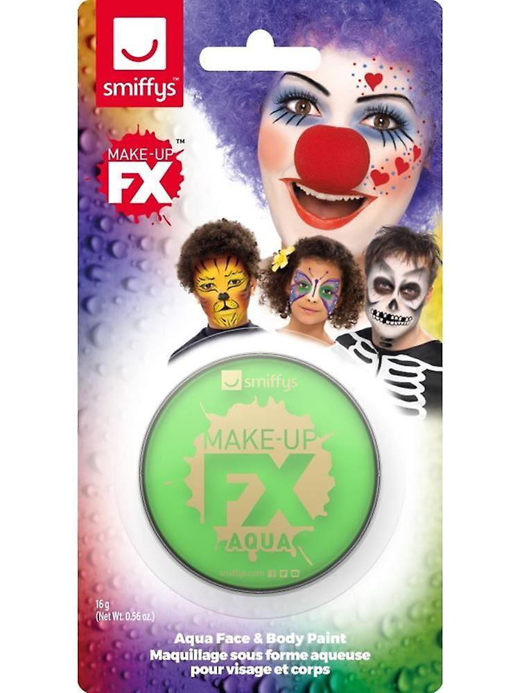 Smiffys LimeAqua Peinture16mlÀ Base Maquillage D'eau Et Corps Visage FxVert wTPkZuOXi