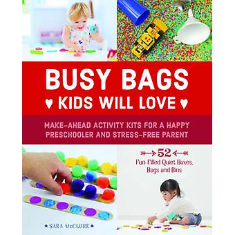 Busy Bags Kids Will Love - Make-Ahead Activity Kits for a Happy Presch