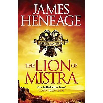 Le Lion de Mistra par James Heneage - livre 9781782061229