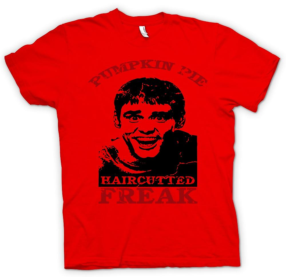 Mens T-shirt - Dumb And Dumber - Pumpkin Pie - Hair