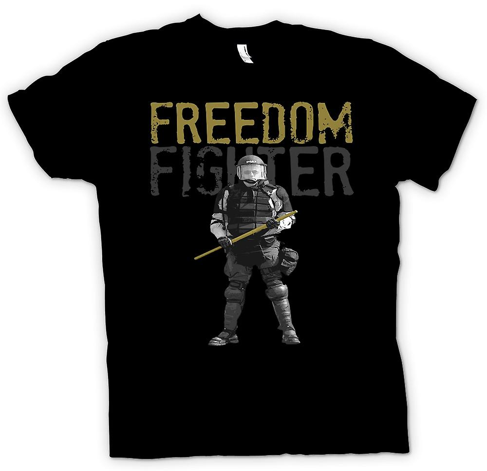 Kids T-shirt - Freedom Fighter - Police State