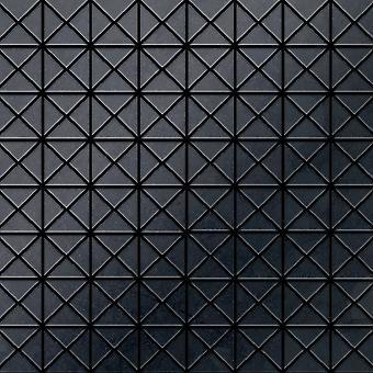 Mosaïque en métal massif Acier brut ALLOY Deco-RS