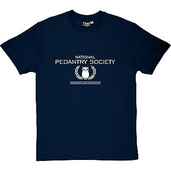 National Pedantry Society Men's T-Shirt