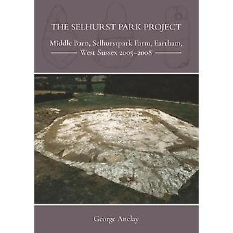 Het Project van Selhurst Park - midden schuur - Selhurstpark Farm - Eartham