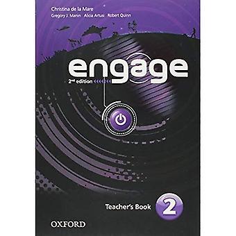 Envolver-se: Nível 2: livro do professor