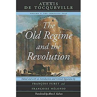 Den gamla regimen och revolutionen