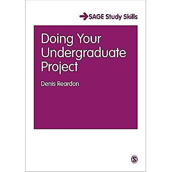 Gjør din undervisning prosjekt (SALVIE viktige studie ferdigheter-serien)
