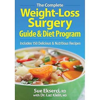 Komplett viktminskning kirurgi Guide och Diet Program