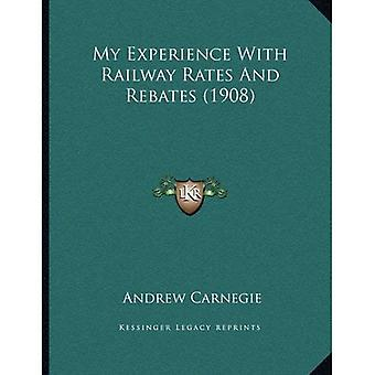 My Experience with Railway Rates and Rebates (1908)