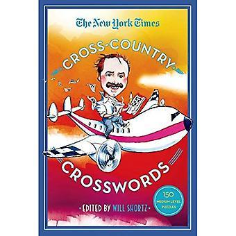 El New York Times crucigramas fondo: 150 Puzzles de nivel medio