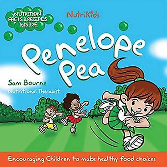 Penelope Pea (Nutrikids)