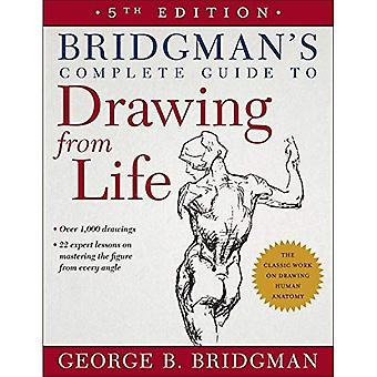 Bridgman's Complete Guide to Drawing från liv
