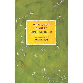 What's for Dinner? (New York Review Books Classics)
