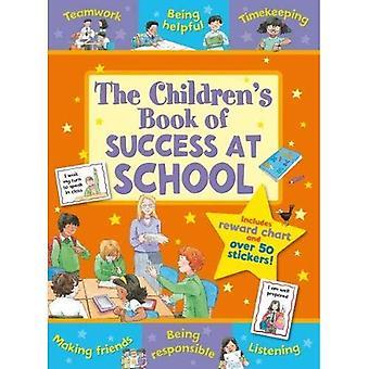 Het kinderboek van succes op School (ster beloningen)
