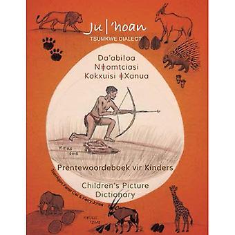 Ju /'hoan kinder foto woordenboek
