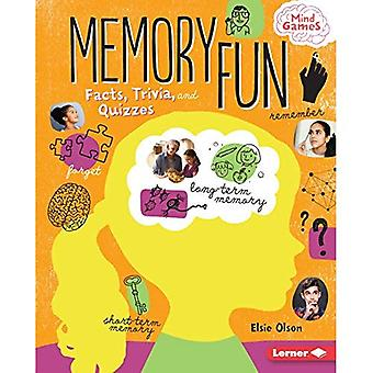 Memory Fun: Facts, Trivia, and Quizzes (Mind Games)